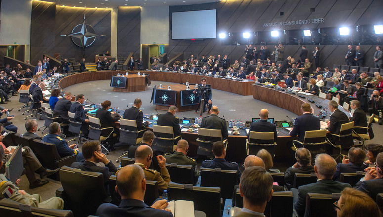 Obrázok ku správe: NATO Defence Ministers conclude two days of discussions in Brussels
